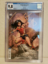 Wonder Woman #69 CGC 9.8 David Finch Variant Cover 2019