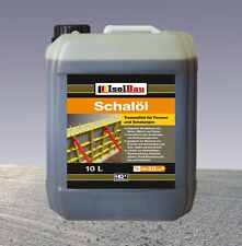 10 L Schalöl Professional Schaloel Trennmittel Betontrennmittel Schalungsöl HQ