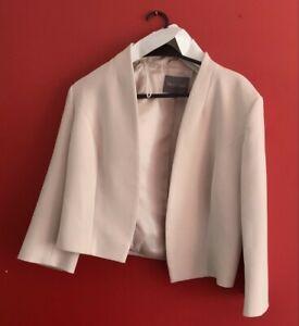 PHASE EIGHT Pink Suit Jacket UK Size 12