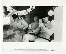 1971 THE CLOCKWORK ORANGE ORANGE MÉCANIQUE KUBRICK McDOWELL RARE PHOTO ORIGINALE