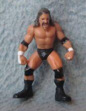 "WWE Jakks Micro Aggression TRIPLE H 2"" MINI ACTION FIGURE, Wrestling C"