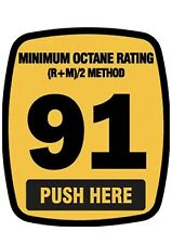 Dresser Wayne Ovation 91 Octane Decals