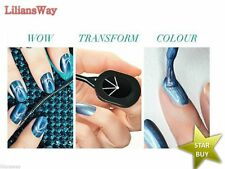 AVON COLOUR ATTRACT MAGNETIC NAIL POLISH + WAND~VARIOUS~SALE~FREE P&P
