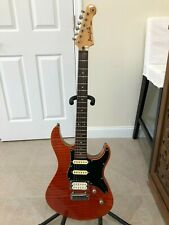 Yamaha Pacifica PAC 612V, Ultra-cool flamed maple top