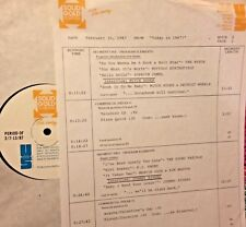 RADIO SHOW:TODAY '67 2/10/87 BUFFALO SPRINGFIELD, SPENCER DAVIS, PJ PROBY, BYRDS