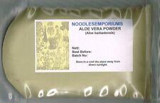 Aloe Vera Powder Certified Organic 100g (Aloe barbadensis) NO GMO's