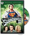 Superman III (DVD, 2006, Special Edition)