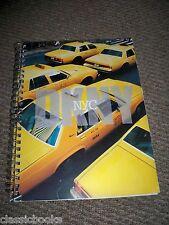 1994 DKNY NYC FUND RAISER BOOK True 1st Edition  1st Iss