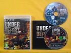 ps3 UNDER DEFEAT HD Deluxe Edition SHMUP + Soundtrack CD PAL ENGLISH REGION FREE