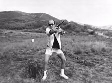 Hunter S. Thompson  Black and White Poster 13x19