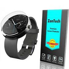 4X ZenTech Clear Screen Protector Guard Shield Armor For Moto 360 (1st Gen)