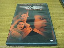 The Omen (DVD, 2000, Special Edition) Gregory Peck with Insert! RARE OOP! B#2
