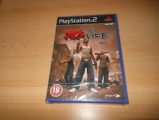 25 to Life - PlayStation 2 PS2 - New  Sealed pal version