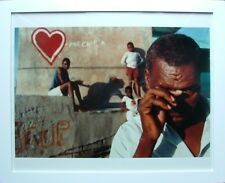 "MAGGIE STEBER B. 1949 TEXAS ""BROKEN HEART PUMP""  HAITI C-PRINT RENOWNED NPPA"