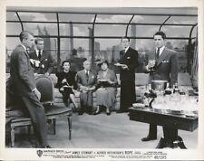 JAMES STEWART FARLEY GRANGER JOHN DALL Cast Vintage ROPE Alfred Hitchcock Photo