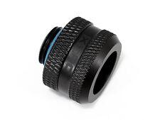 XSPC 10mm ID x 14mm OD PETG Triple Seal Fittings, Matte Black