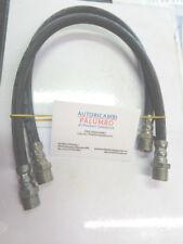 09 LANCIA FULVIA FLAVIA TUBI FRENO ANTERIORI FRONT BRAKE HOSE MM450  2191288