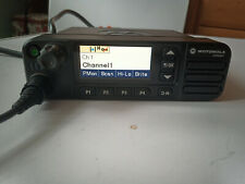 Motorola DM4601 VHF with Bluetooth,GPS,Power cable,car mount and mike clip NEW