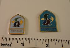 Southeast Region BSA Hatpins  - 2 Different Types - -
