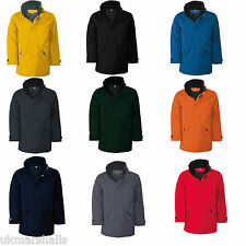 Kariban Parka Outdoor Hiking  Jacket Coat - UP TO 4XL* - Tracked Delivery  KB677