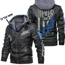 Ford Leather Jacket Perfect Gift