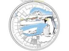 1 $ Dollar 2004 Mawson Station Antarctica Australien 1 Unze oz Silber PP