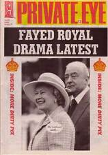 PRIVATE EYE 931 - 22 Aug 1997 - The Queen Mohamed Al Fayed - FAYED ROYAL DRAMA