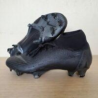 Nike Mercurial Superfly 6 Elite FG Soccer Cleats Black Size 6 ( AH7365-001 )
