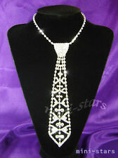 Silver Plated Round Strand/String Costume Necklaces & Pendants