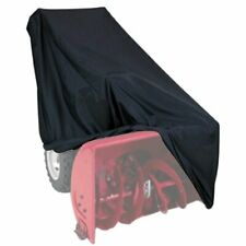nktm all weather two-stage snow thrower cover with storage bag (47