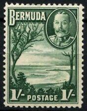 Bermuda 1936-47 SG#105, 1s Grape Bay KGV MH #D56702