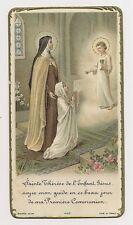 souvenir de prmière communion ,église saint-martin-d'oullins  1933     c2