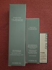 Mary Kay TIMEWISE 3D Cleanser, Day Cream & Firming Eye Cream