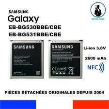 BATTERIE ORIGINALE SAMSUNG GALAXY J2 J3 J5 GRAND PRIME EB-BG530BBE  EB-BG531BBE