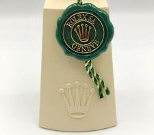 Tag ROLEX SA GENEVE Ceralacca Green Superlative Certified