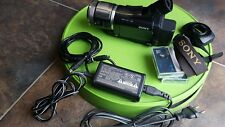 Sony HDR HC1 high definition  mini-dv camcorder. Please read carefully