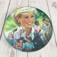 Franklin Mint Princess Diana Plate Angel of Hope Heirloom Recommendation