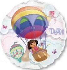 Hot Air Balloon DORA The EXPLORER Birthday Party Balloon