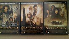 DVD zone 2 - Trilogie LE SEIGNEUR DES ANNEAUX (Lord of the Rings)