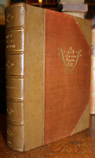 1935 Seven Pillars of Wisdom T E LAWRENCE Half Leather Binding 1st Trade Edition