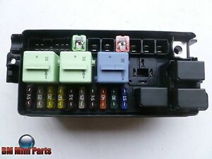 MINI Genuine Fuse Box for Petrol Models from 03/2011 61149240943