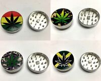 New Small Tobacco Grinder Leaf Spice Crusher Smoke Hand Muller Herb Grinder Tool