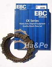Yamaha RD 50 DX 75 - 80 EBC Kupplungslamellen Clutch friction plates CK2206