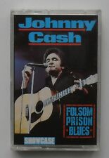 JOHNNY CASH FOLSOM PRISON BLUES CASSETTE TAPE