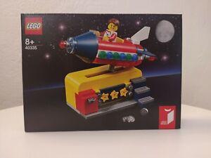 LEGO IDEAS 40335 PASEO CÓSMICO EN COHETE EDICIÓN LIMITADA **NUEVO SIN ESTRENAR**