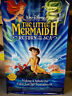 The Little Mermaid 2 Return to the Sea 2000 Rolled DVD promotional poster