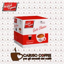 300 Capsule Caffè Napoli Express Gusto Classico Compatibili Nespresso