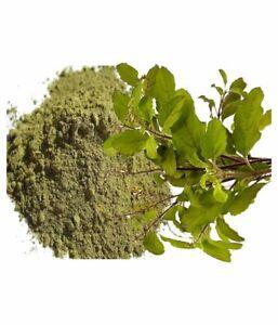 Organic Tulsi Powder (Holy Basil Indian Herb Powder)