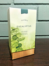 Thymes Eucalyptus Cologne 1.75oz - Full Size - NEW IN BOX & FRESH!
