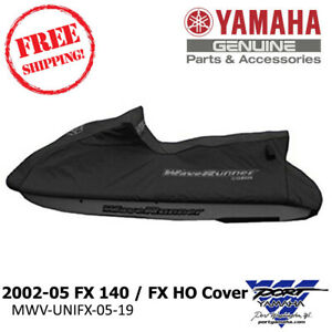 Yamaha OEM 2002-2005 FX 140 / FX HO Waverunner Cover - MWV-UNIFX-05-19